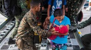 baby USAF cargo
