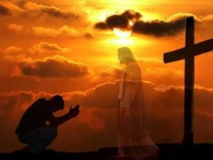 Jesus Cross man